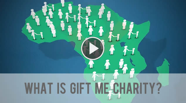 Gift Me Charity TV Ad